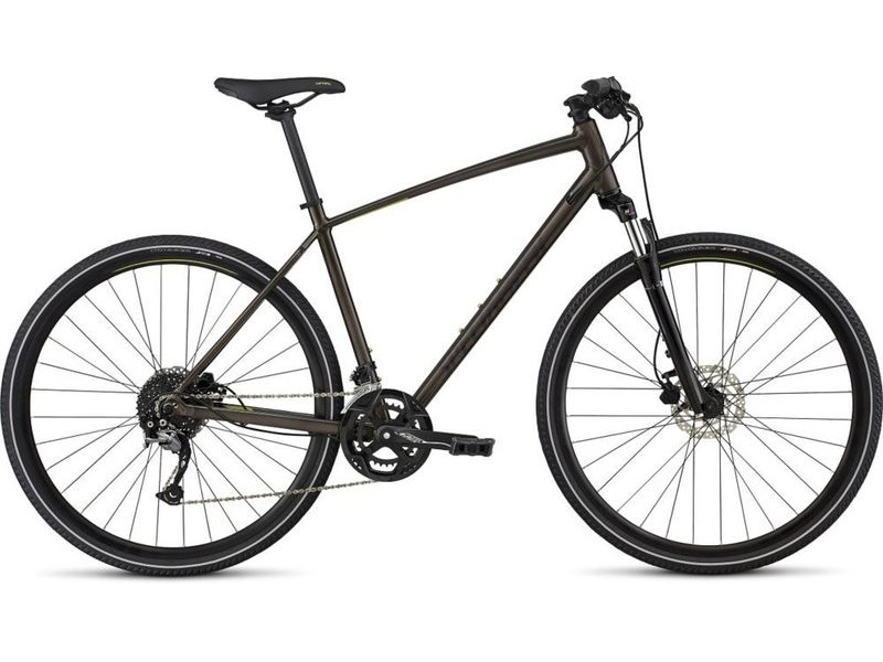 Harry Hall Cycles >> SPECIALIZED Crosstrail Sport 2020 :: £750.00 :: Leisure Bikes :: Hybrid - Suspension fork
