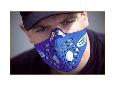 RESPRO City Mask Black