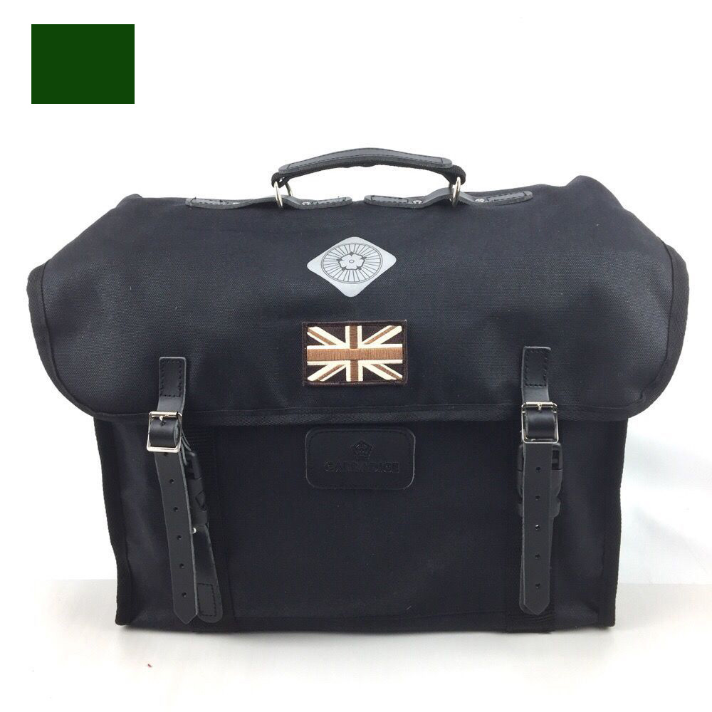 Harry Hall Cycles >> CARRADICE City Folder M Union Jack :: £105.00 :: Brompton Parts :: Bags