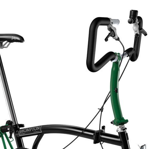 Harry Hall Cycles >> Brompton Custom Bike Builder