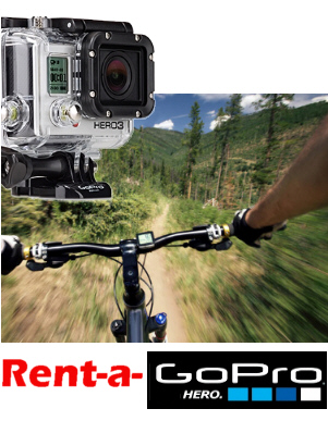 GoPro Camera Rental in Manchester