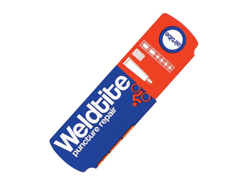 WELDITE Weldtite Puncture Repair Kit click to zoom image