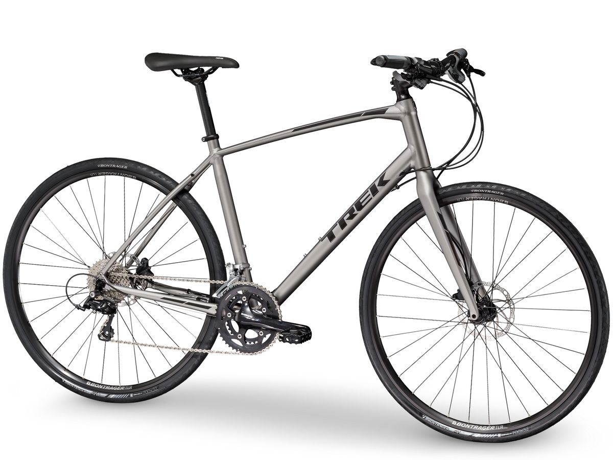 Harry Hall Cycles >> TREK FX Sport 4 2019 :: £950.00 :: Leisure Bikes :: Hybrid - Rigid fork