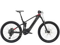 TREK Powerfly LT 9.7 Plus 15.5 Dnister Black/Rage Red  click to zoom image