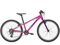 TREK Wahoo 24  Flamingo Pink/Purple Lotus  click to zoom image