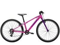 TREK Wahoo 26  Flamingo Pink/Purple Lotus  click to zoom image