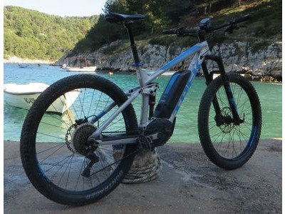 TREK Powerfly FS 8 LT 18.5 (Ex Demo)
