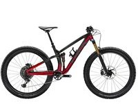 TREK Fuel EX 9.9 XS Raw Carbon / Red  click to zoom image