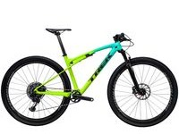 TREK Supercaliber 9.8 S Miami Green to Volt Fade  click to zoom image