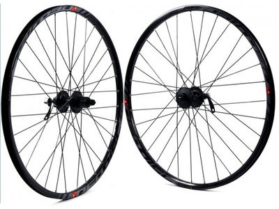 WILKINSON WHEELS Mach 1 Rim on Deore Disc Hub Rear