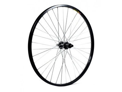 "WILKINSON WHEELS 26"" Doublewall Rim on Quando Q/R Hub - Cassette"