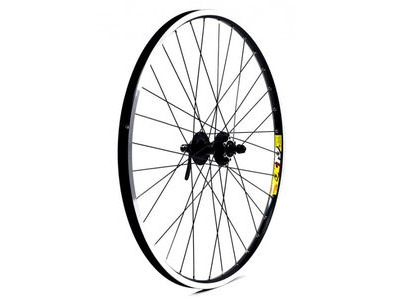 "WILKINSON WHEELS 26"" Doublewall Rim on Quando Q/R Disc Hub - Threaded"