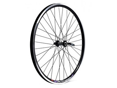 "WILKINSON WHEELS 26"" Doublewall Rim on Quando Q/R Hub"
