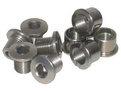 STRONGLIGHT Single Chainring Bolts (Set Of 5)