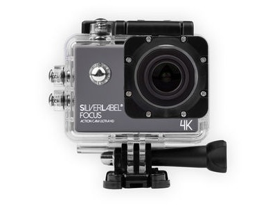 SILVERLABEL Focus Action Camera  4K