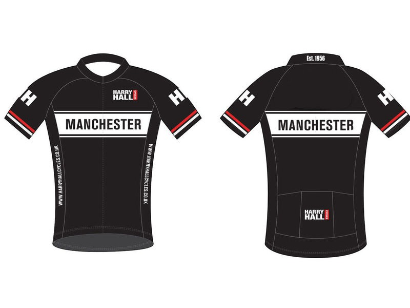 HARRY HALL MANCHESTER JERSEY click to zoom image