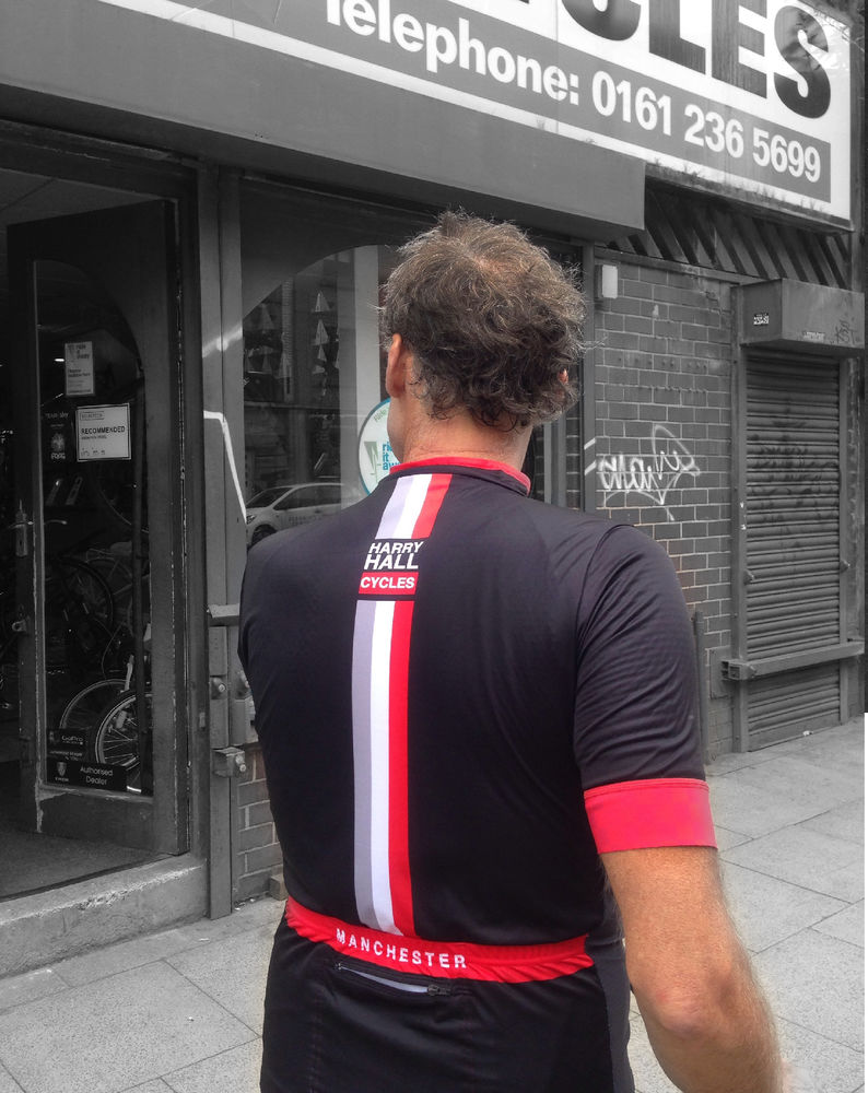 Harry Hall Cycles >> HARRY HALL Manchester Pro Jersey :: £35.00 :: Close Out P ...
