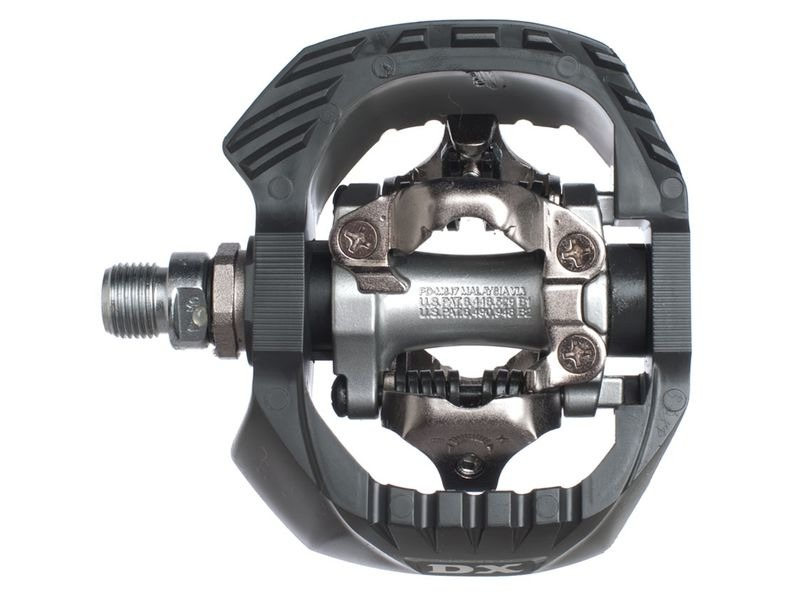 SHIMANO M647 Black click to zoom image