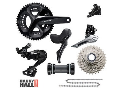 SHIMANO 105 (R7020) Groupset Disc Hydraulic