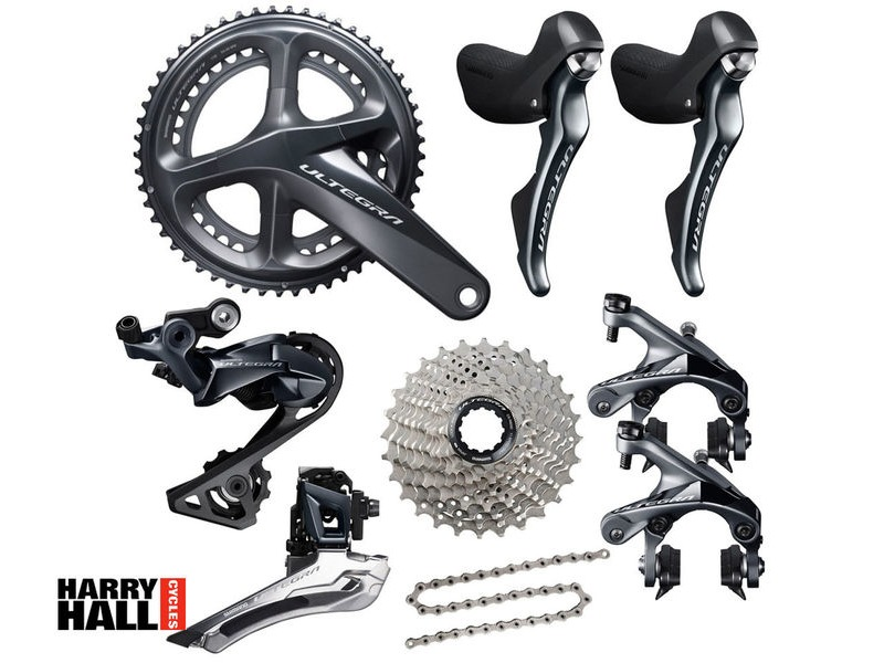 SHIMANO Ultegra (R8000) Groupset click to zoom image