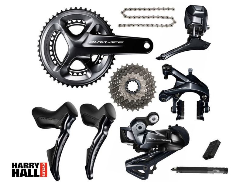 SHIMANO Dura Ace (R9150) Di2 Groupset click to zoom image