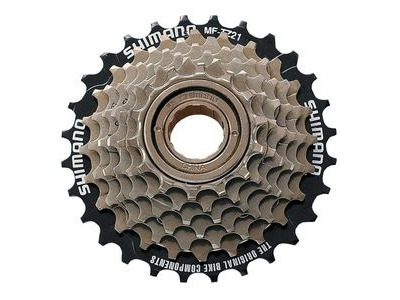 SHIMANO 7-speed 14-28 tooth