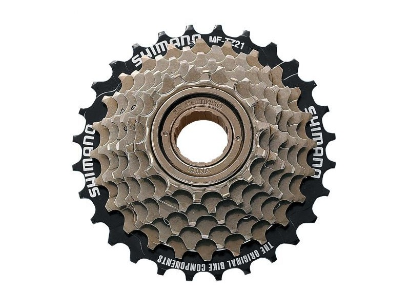 SHIMANO 7 speed Freewheel, 14-34 click to zoom image