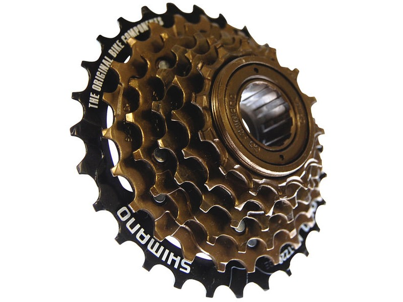SHIMANO Freewheel 6 speed 14-28t click to zoom image