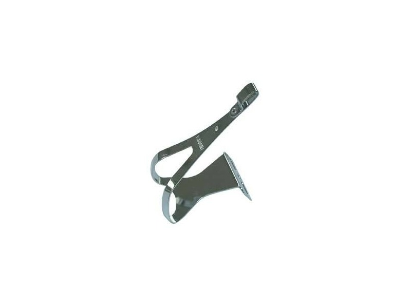 MKS Steel Toe Clips click to zoom image