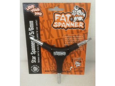 FAT SPANNER Y Wrench A/Key