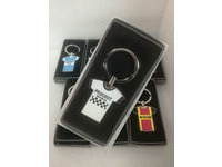 FAT SPANNER Key Ring  click to zoom image