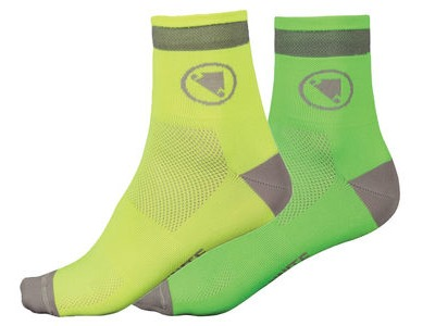 ENDURA Luminite Sock (Twin Pack)