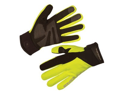 ENDURA Strike II Glove HiVizYellow
