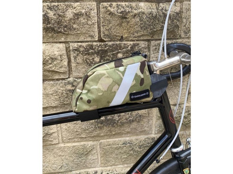 CARRADICE BikePacking Top Tube Bag click to zoom image