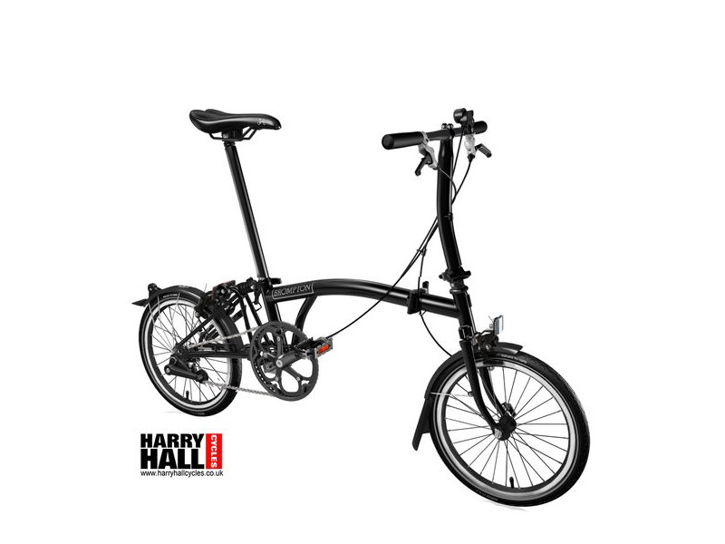 BROMPTON S2-L Black Edition click to zoom image