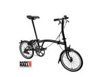 BROMPTON S2-L Black Edition  Black  click to zoom image