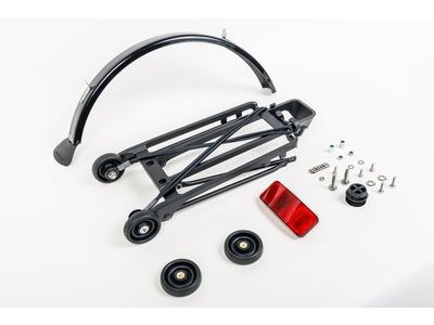 BROMPTON Rack and Guard Kit Black