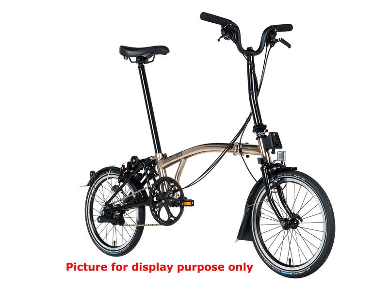 BROMPTON M6-L Nickel Edition click to zoom image