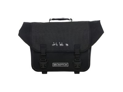 BROMPTON O Bag (Reflective Black)