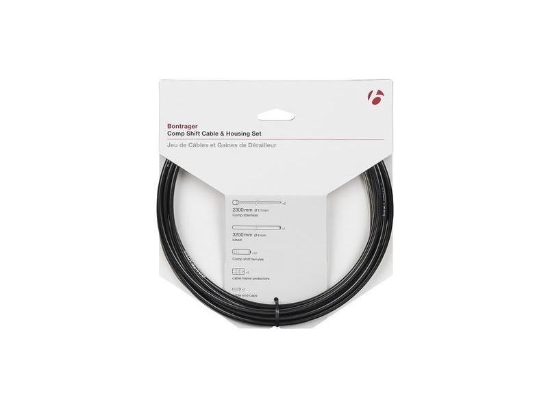 BONTRAGER Comp Gear Cable Set click to zoom image
