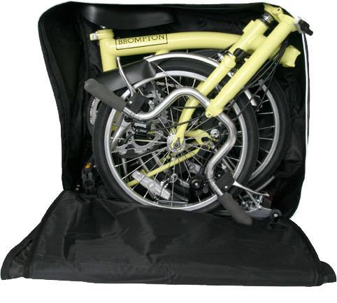Brompton Custom Bike Builder