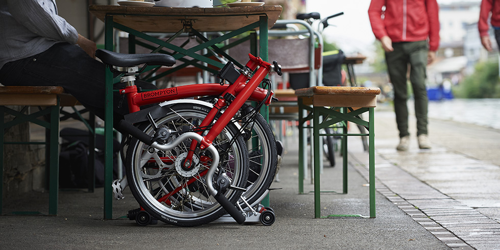 Harry Hall Cycles >> Brompton Folding Bikes